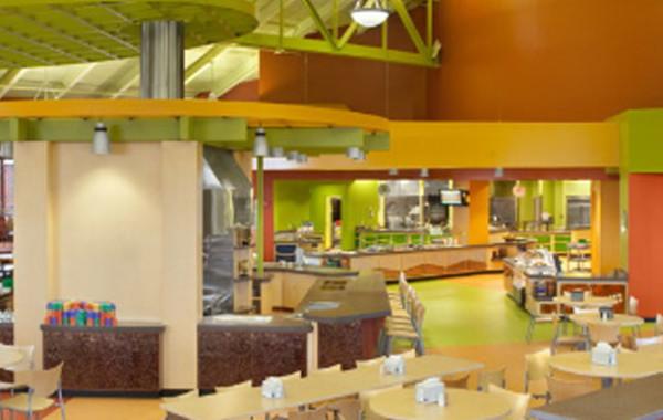Malone Univ – Cafeteria