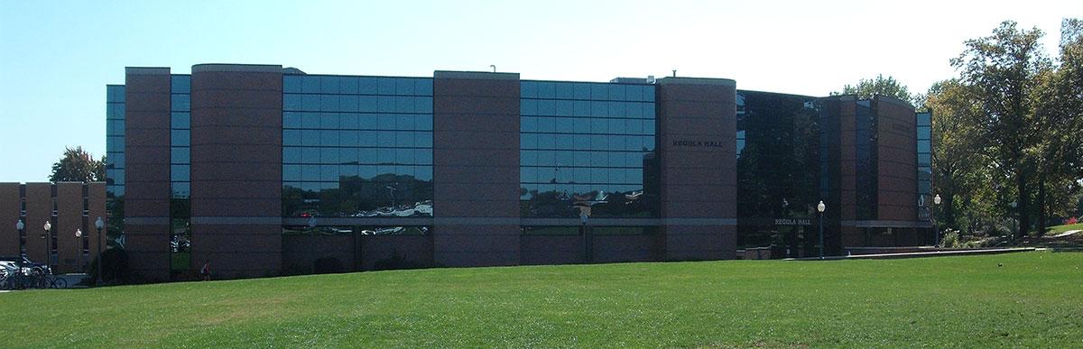 Malone-University-Regula-Hall-Front